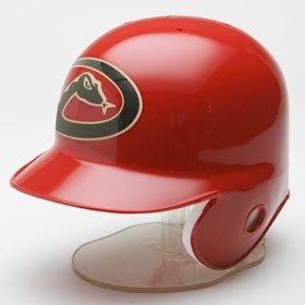 MLB Arizona Diamondbacks Replica Mini Baseball Batting Helmet - Replica Mini Batting Helmet