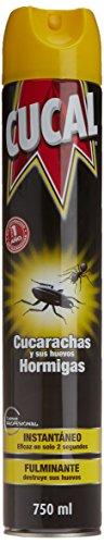 cucal Mücken-Spray-750ml