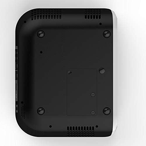 TOOGOO T8 HDMI Projecteur Full HD LED Projecteur Portable 1920X1080P Vid/éO Projecteur 4K WiFi Cin/éMa de la Maison Cin/éMa M/éDia Lecteur Prise EU