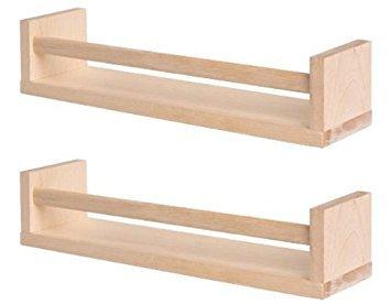 Ikea Bekvam Wooden Spice Rack/Organizer in Birch (2-pack)...