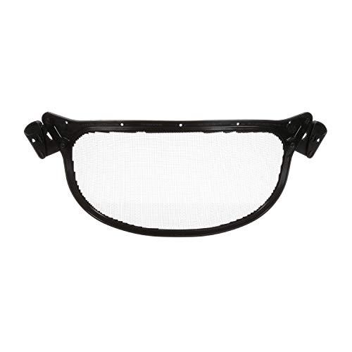 (3M Peltor Metal Mesh Faceshield V1A-10P, Face Protection, Black)