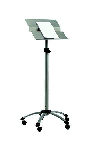 Rocada visualline móvil atril, altura ajustable 41–57inches (rd-3080)