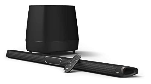 Find Discount Polk Audio MagniFi Max Home Theater Sound Bar with 5.1 Dolby Digital Experience - High...