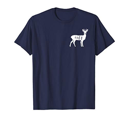 ISFJ Spirit Animal Young Buck Deer Personality T-Shirt c01e8fe2a5868