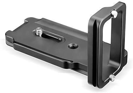 Vertical QR Plate L-Bracket Grip Holder For Canon EOS 6D 6D Mark II 6DII Camera