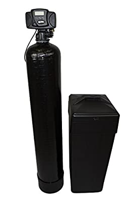 Fleck 5600 SXT Whole House Water Softener 32,000 Grains Ships Loaded With Resin In Tank