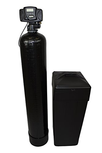 Fleck 5600 SXT Whole House Water Softener 32,000 Grains Ships Loaded With Resin In Tank by 5600 SXT