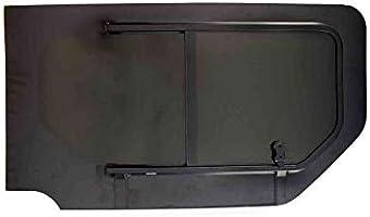 Mano izquierda ventana abatible para puerta corredera, tintado oscuro para Opel Vivaro (2001 – 2014): Amazon.es: Coche y moto