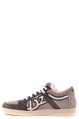 DSQUARED2 HOMME MCBI107126O MARRON SUÈDE BASKETS