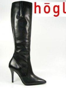 6bff3593c7 HÖGL Schuhe Damen Stiefel Langschaftstiefel Engschaft