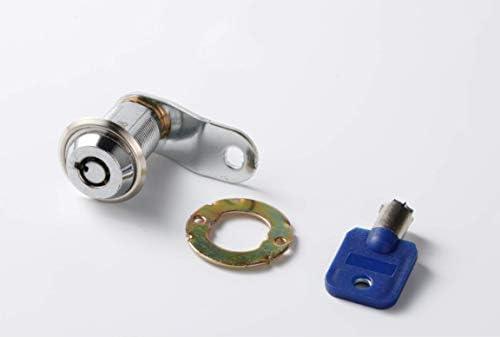spinden Toolbox Schrank 5 pcs 25mm Tubular Cam Lock 7//8 L/änge f/ür Pinball Arcade Machine T/ür Schr/änken Schubladen
