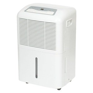 Dayton 5EAJ8 Dehumidifier, 50 Pts, 115V, 60 Hz For Sale