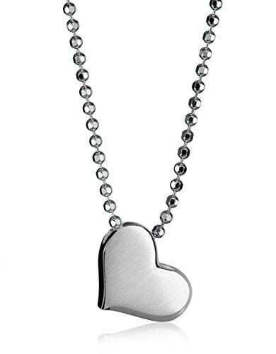 cute heart necklace for women