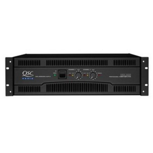 QSC RMX5050 Power Amplifier - 20 Amp Power Amp