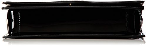 Marc Cain Hb Tl.06 L05 - Pochette da giorno Donna, Schwarz (Black), 6x16x27 cm (B x H T)