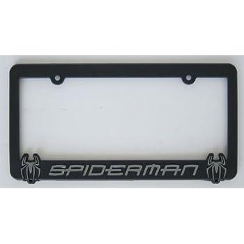 Amazon.com: Official Licensed Plastic 3D License Plate Frame ...