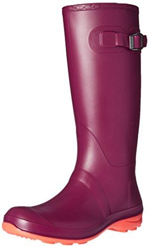 Kamik Olivia - Botas de agua - rosa 2017 Plum