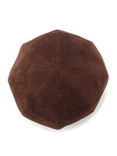 Amazon | snidel(スナイデル)バリエーションマテリアルベレー BRW F | ベレー帽 通販