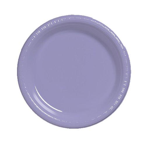 Creative Converting Plastic Luscious Lavender