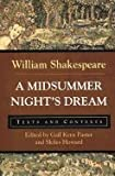 Midsummer Night's Dream::Texts and Contexts[Paperback,1999]