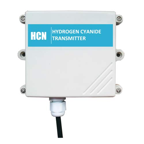 Jingxunchangtong Hydrogen cyanide Sensor HCNTransmitter (Wall-mounted, output:RS485)