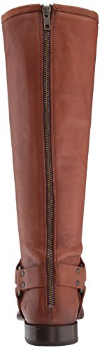 FRYE Phillip Women's Cognac Boot Harness Tall rzrZ5q