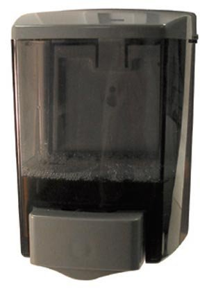 - Clearvu Encore Soap Dispenser Grey