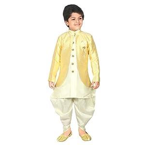 Boys Cotton Indian Bollywood sherwani kids children dhoti salwar kameez kurta