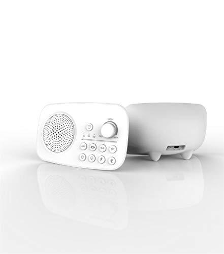 White Noise Machine, 2018 Upgraded Sleep Relax Sound Machine