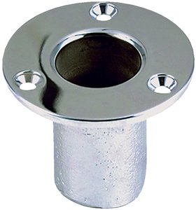 Perko SOCKET FLAG POLE 3/4IN CHR