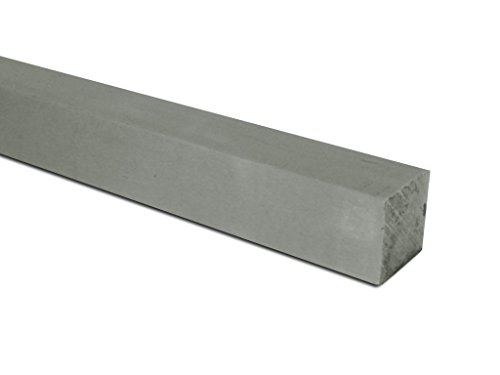 (01 Precision Ground Square Tool Steel - 5/16 X 5/16 X 36)