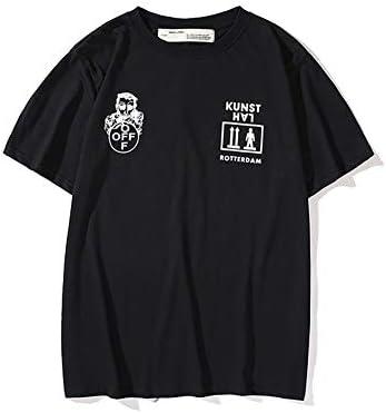 OFFWHITE(オフホワイト)メンズ レディース BLACK T-SHIRT WHITE 半袖 カジュアル Tシャツ OMAA036S181750101119【並行輸入品】