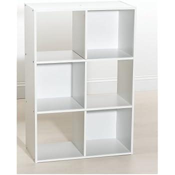 Delicieux ClosetMaid 8694 6 Cube Organizer, White