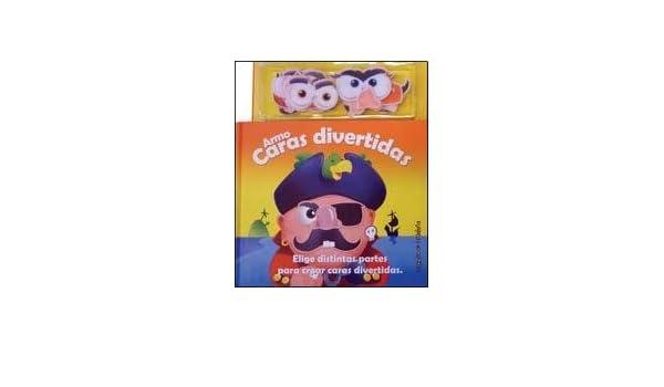 Armo Caras Divertidas: El Gato De Hojalata: 9789875799158: Amazon.com: Books