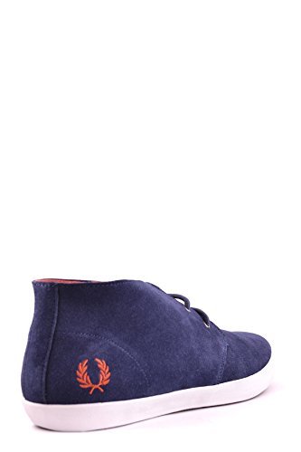 Fred Perry Sneakers Uomo MCBI128013O Camoscio Blu