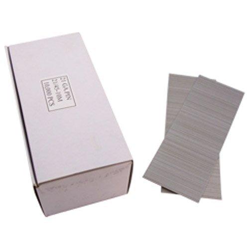 CADEX 21-45-10M 21 Gauge 1-3/4' (45MM) Headless Micro Pins 10000 Count 21/45-10M