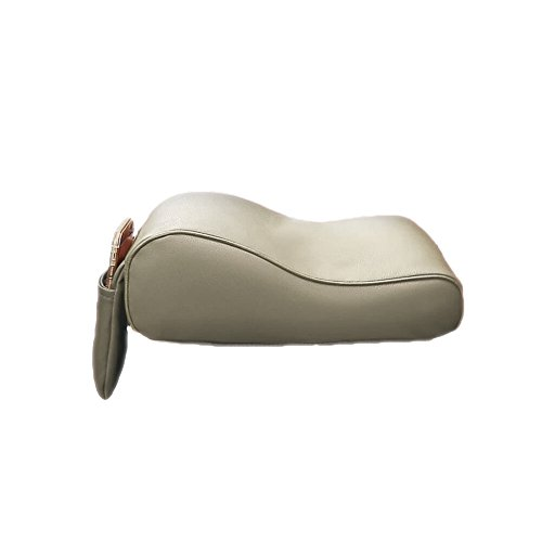 YUSHHO56T Car Seats Accessoires Car Armrest Pad Soft Car Accessories Armrest Mat Central Arm Pads Armrest Covers Supplies Tool - Beige from YUSHHO56T