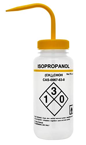 500ml Capacity Labelled Bottle Isopropanol product image