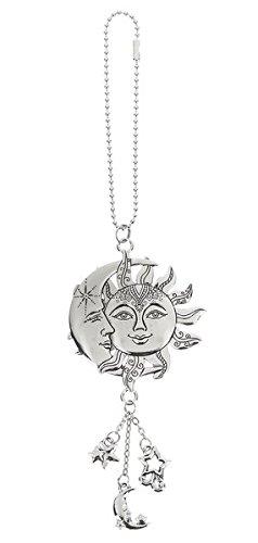 Sun & Moon Car Charm