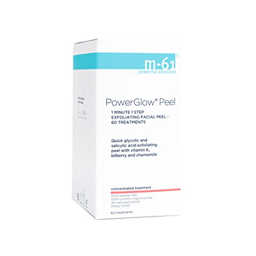 M-61 PowerGlow Peel, Size 60 Treatments (Blue Power)