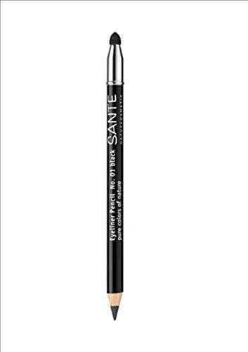 SANTE - Organic Kajal Eyeliner - Silky texture - Long-lasting effect - Black