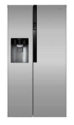 LG Electronics GS9366PZYZL Side-by-Side / A++ / 179 cm Höhe / 382 kWh/Jahr / 405 L Kühlteil / 209 L Gefrierteil / LED Innenbeleuchtung