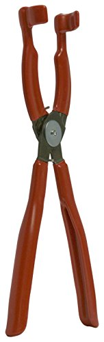 MAG-MATE PLS120 Straight Spark Plut Boot Pliers by Industrial Magnetics