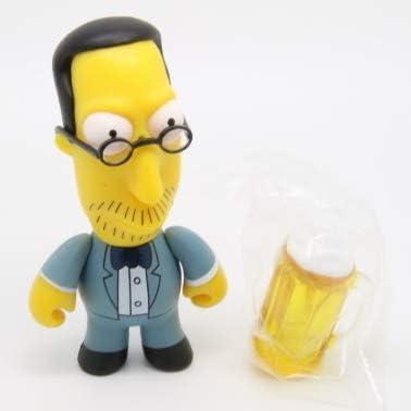 Kidrobot The Simpsons Moes Tavern Vinyl Mini Series Duffman NEW