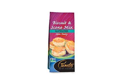 Pamelas Products Gluten Biscuit Scone product image