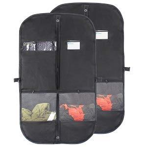 foldable mesh garment bags - 7