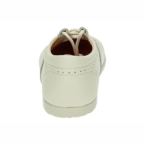 Angelitos Jungen Loaferschuhe Weiß