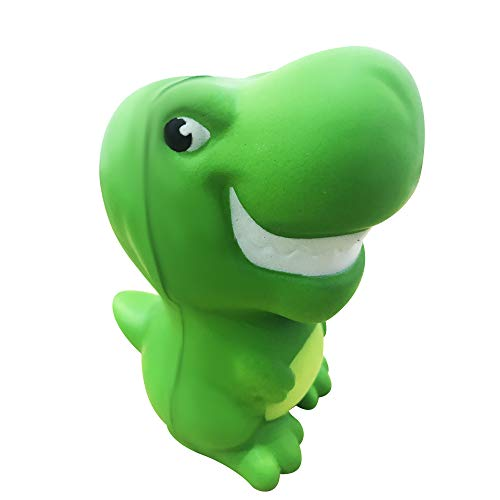 - Atavia Toys Squishy Dinosaur Squeeze Toy | Slow Rise Squishies for Stress Relief | Super Soft, Cute and Scented Animal | Best Novelty Toys | Perfect for Kids Birthday, Christmas and Dinosaurs Party