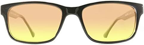 Anti-Strain Reading Glasses Retro Eyeworks Wilshire 1.0x Black