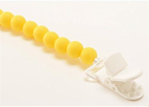 Yhcean Esencial Gel de sílice Dentición para el bebé Clip ...